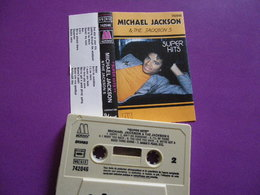 MICHAEL JACKSON VOIR DESCRIPTIF ET PHOTO... REGARDEZ LES AUTRES (PLUSIEURS) - Cassettes Audio