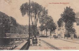 AX Les THERMES  Avenue Théophile Delcassé - Ax Les Thermes