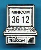 PIN'S //  ** MINICOM 36.12 / FRANCE TELECOM ** - France Telecom