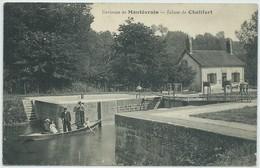 Chalifert-Environs De Montévrain-Écluse De Chalifert (CPA) - France