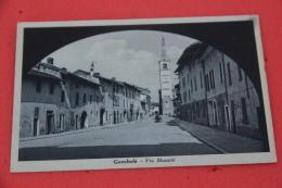 Gambolò Pavia Via Mazzini Ed. Sozzi NV - Non Classificati