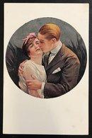 Innamorati Non VIAGGIATE Primi 900 COD.BU.148-149 - Cartoline