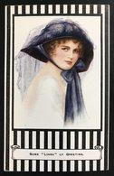 Donnina ( Lotto Di 3 Cartoline ) Non VIAGGIATA , Primi 900 COD.BU.152-152 2 - 153 - Pin-Ups