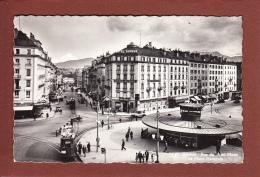 GENEVE - Place Cornavin - Tram - GE Genf