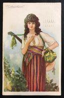 Donnina MAUZAN VIAGGIATA 1922 CODICE Bu.154 - Mauzan, L.A.