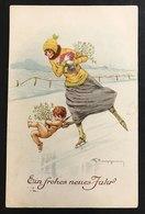 Cupido VIAGGIATA 1926 COD.BU.155 - Cartoline