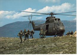 Hélicoptère   PUMA SA  330 - Hélicoptères