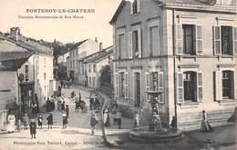 88 - Fontenoy-le-Chateau - Fontaine Monumentale - Rue Neuve - Sublime Animation - France