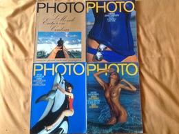 MAGAZINE REVUE PHOTO X 4, 117 118 119 121 - Books, Magazines, Comics