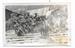 MILITARI 2a GUERRA MONDIALE SU CARTE AGFA - NV FP - War 1939-45