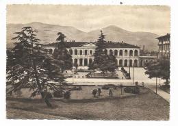 LUCCA - STAZIONE FERROVIARIA 1949   - VIAGGIATA  FG - Lucca