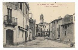 BORGES DEL CAMP - CARRER COMERS - NV FP - Tarragona