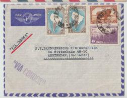Argentina Letter Rep. Argentina 1938 - Autres
