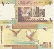 Sudan  P-64  1 Pound  2006  UNC - Soudan
