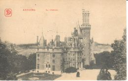 Antoing - CPA - Le Château - Antoing