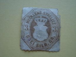 Allemagne - Mecklenbourg-Strelitz