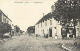 CHAUSSIN  LA GRANDE-RUE 39 - France