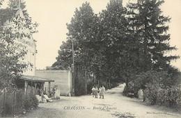 CHAUSSIN  ROUTE D'ASNANS 39 - Frankrijk