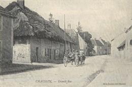 CHAUSSIN  GRANDE RUE 39 - Frankrijk