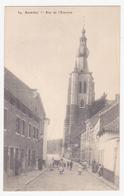 Aarschot - Aerschot -  Rue De L' Eternité - Kerk - Geanimeerd - Uitgever Niet Vermeld Nr 34 - Aarschot