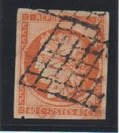 Y&T 5 - 1849-1850 Cérès