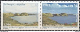 TAAF 2012 Yvert 628 - 629 Neuf ** Cote (2017) 6.40 Euro Ile Longue Kerguelen - French Southern And Antarctic Territories (TAAF)