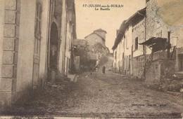 SAINT-JULIEN-SUR-LE-SURAN LA BASTILLE 39 - France