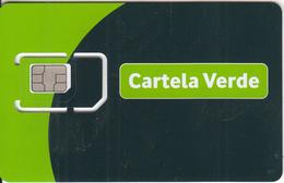 ROMANIA - Cartela Verde GSM(multi Sim), Mint - Rumania