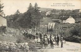 SAINT-LAURENT-LA-ROCHE BENEDICTION DE LA VIERGE PROCESSION 39 - Non Classificati