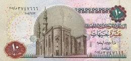 Egypt 10 Pounds, P-64b (2004) AU - Aegypten