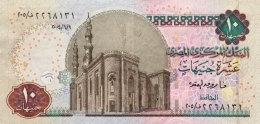 Egypt 10 Pounds, P-64b (2004) XF - Aegypten