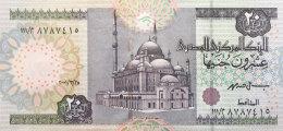 Egypt 20 Pounds, P-65a (2001) AU - Aegypten