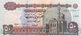 Egypt 50 Pounds, P-66a (2001) AU - Aegypten