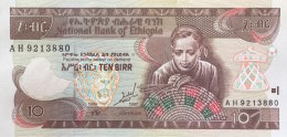 Ethiopia 10 Birr, P-48a (1997) UNC - Ethiopie