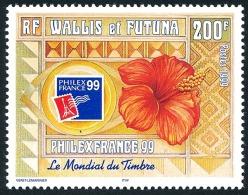 WALLIS ET FUTUNA 1999 - Yv. 530 ** TB  Faciale= 1,68 EUR - Philexfrance'99 (Expo Phil. À Paris)  ..Réf.W&F22011 - Ungebraucht