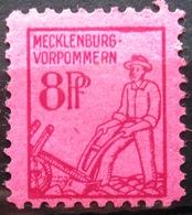 ALLEMAGNE    Zone Soviétique Mecklembourg-Pomeranie            N° 5            NEUF** - Zone Soviétique