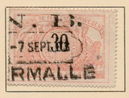 AAFE-728    OCB Spoor 22  NORD BELGE /   HERMALLE - 1895-1913