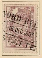 AAFE-729    OCB Spoor 26  NORD BELGE /   STATTE - 1895-1913