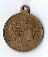 Médaille Commémorative France Thiers Président De La République - Commémoratives