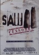 Folleto De Mano. Película Saw II. Donnie Wahlberg. Shawnee Smith - Merchandising