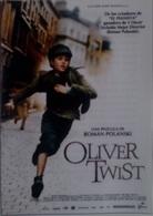 Folleto De Mano. Película Oliver Twist. Ben Kingsley. Barney Clark. Roman Polanski - Merchandising