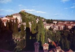 Asolo - Treviso - Panorama - Formato Grande Viaggiata – E 6 - Treviso