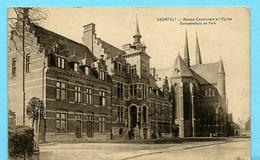 NEERPELT - Gemeentehuis En Kerk - Neerpelt