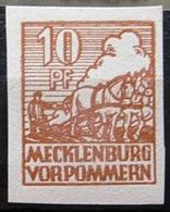 ALLEMAGNE    Zone Soviétique Mecklembourg-Pomeranie            N° 40            NEUF** - Sowjetische Zone (SBZ)