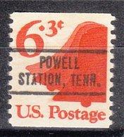 USA Precancel Vorausentwertung Preo, Locals Tennessee, Powell Station 736 - Vorausentwertungen
