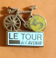 CYCLISME LE TOUR DE L AVENIR - Cycling