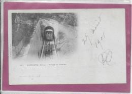 LAUSANNE .- Signal  Entrée Du Tunnel - VD Waadt