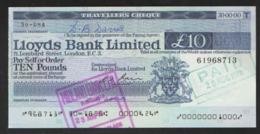 GREAT BRITAIN  10 POUNDS     1979 - Gran Bretagna