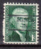 USA Precancel Vorausentwertung Preo, Locals Tennessee, Selmer 841 - Vereinigte Staaten