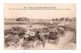 Pardon De Sainte-Anne La Palue - Défilé De Voitures (C.5695) - France